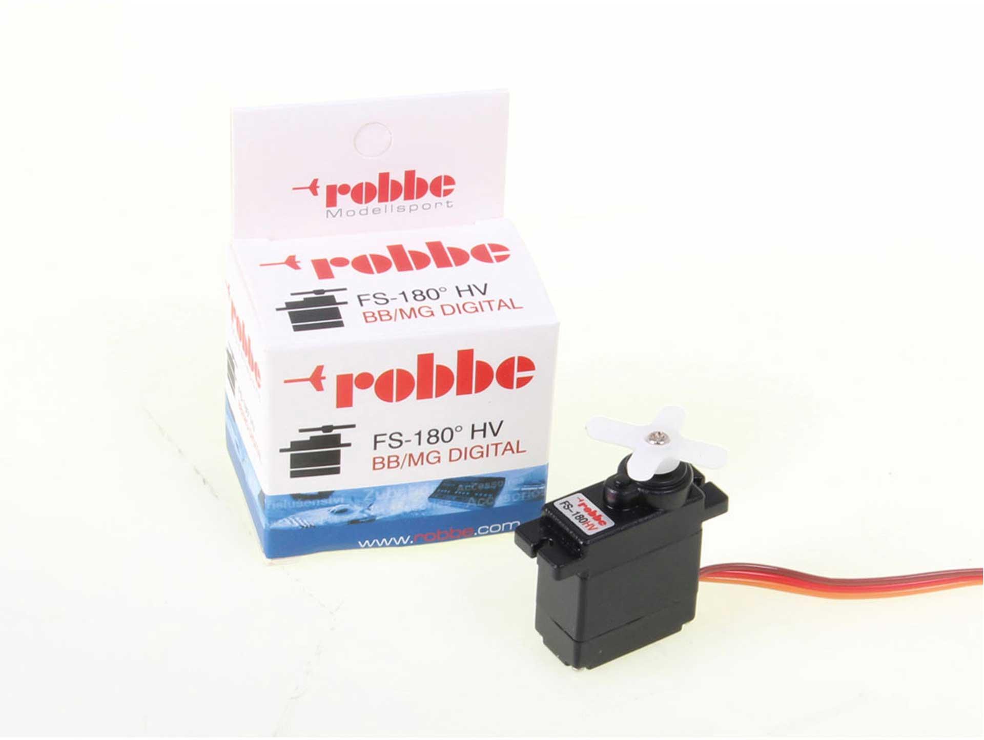 Robbe Modellsport FS 155-180° BB MG HV DIGITAL SERVO