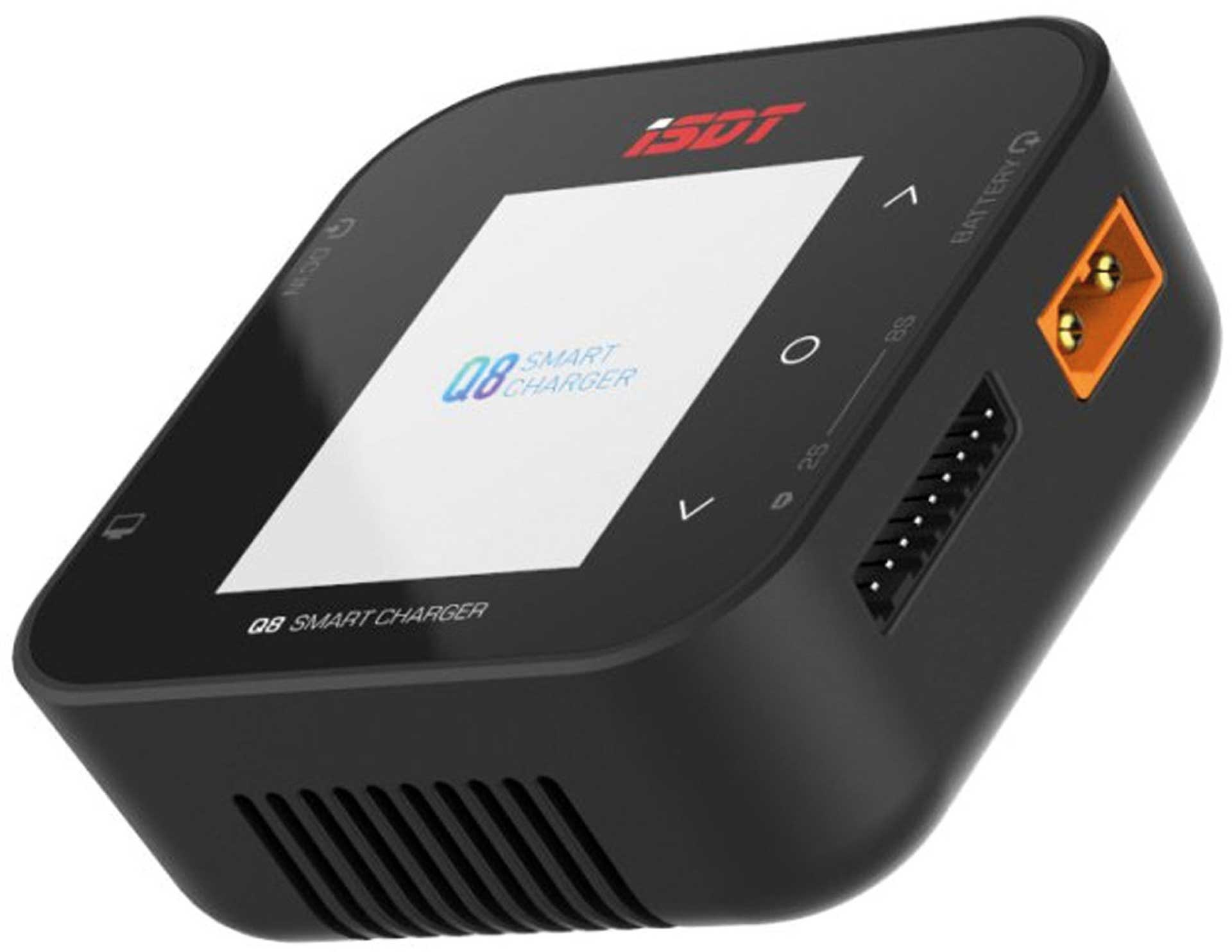ISDT Q8 SMART CHARGER 500W MAX. 20A 1-8S