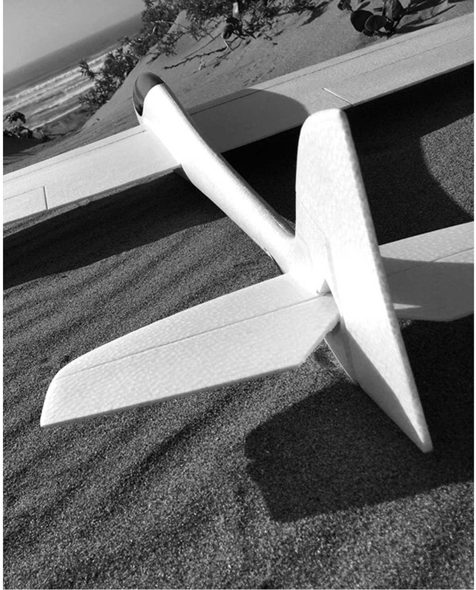 DREAM-FLIGHT AHI HANGFLUG / KUNSTFLUGMODELL AUS ROBUSTEM EPO FORMSCHAUM