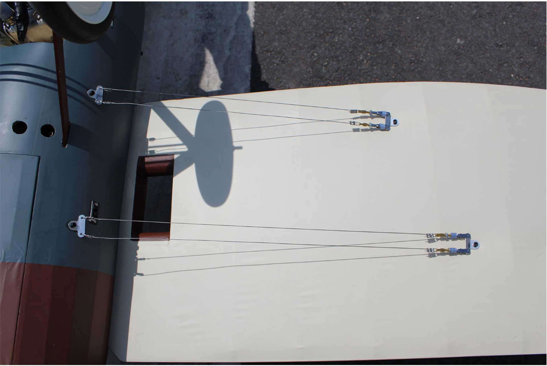 "Seagull Models ( SG-Models ) BRISTOL M1C MONOPLANES SPANS 1,8M ARF 71"" 1:4"