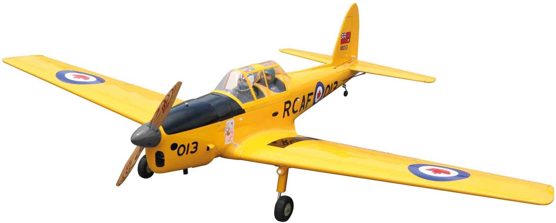 Seagull Models ( SG-Models ) DHC-1 CHIPMUNK GELB 2,03M ARF FÜR VERBRENNER UND E-ANTRIEBE