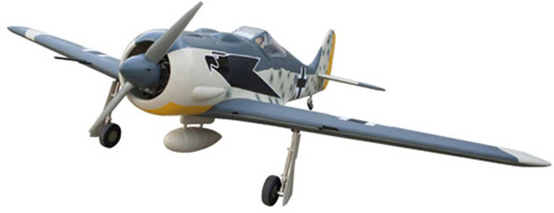 SG-MODELS FOCKE WULF FW-190 ARF WARBIRD IN HOLZBAUWEISE