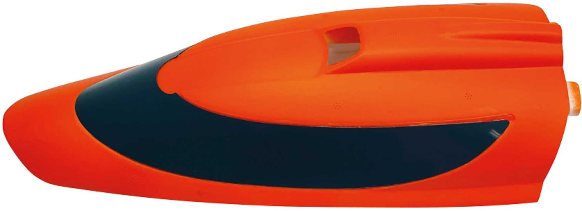 Premier Aircraft Pirana vorderer Deckel Orange