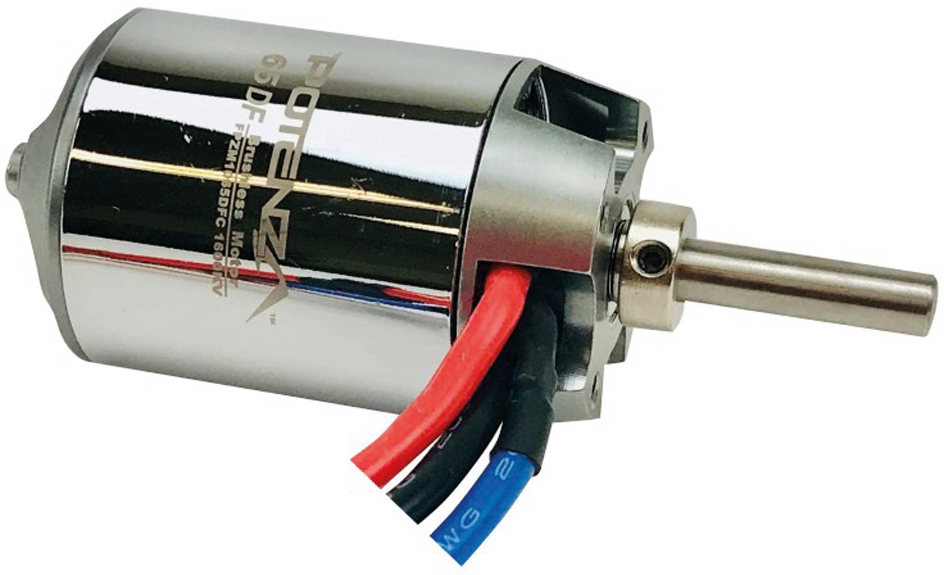 Potenza 65DF 1500KV BL Motor