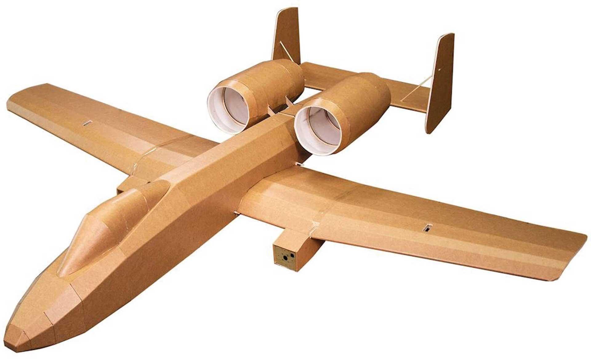 FLITE TEST A-10 Warthog Kit Maker Foam