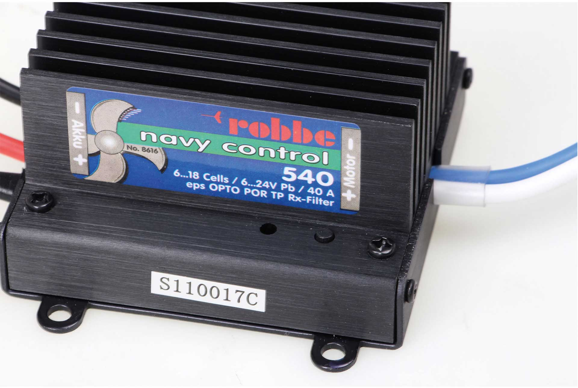 ROBBE NAVY CONTROL 540 R