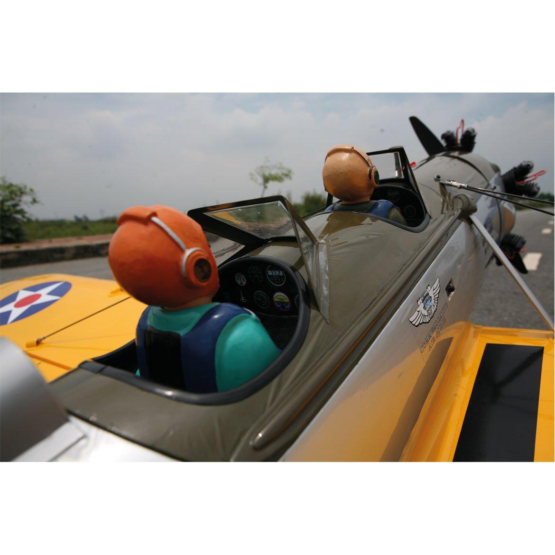 """SG-MODELS RYAN PT-22 RECRUIT 90"""" ARF VERBRENNER ODER ELEKTROMODELL"""