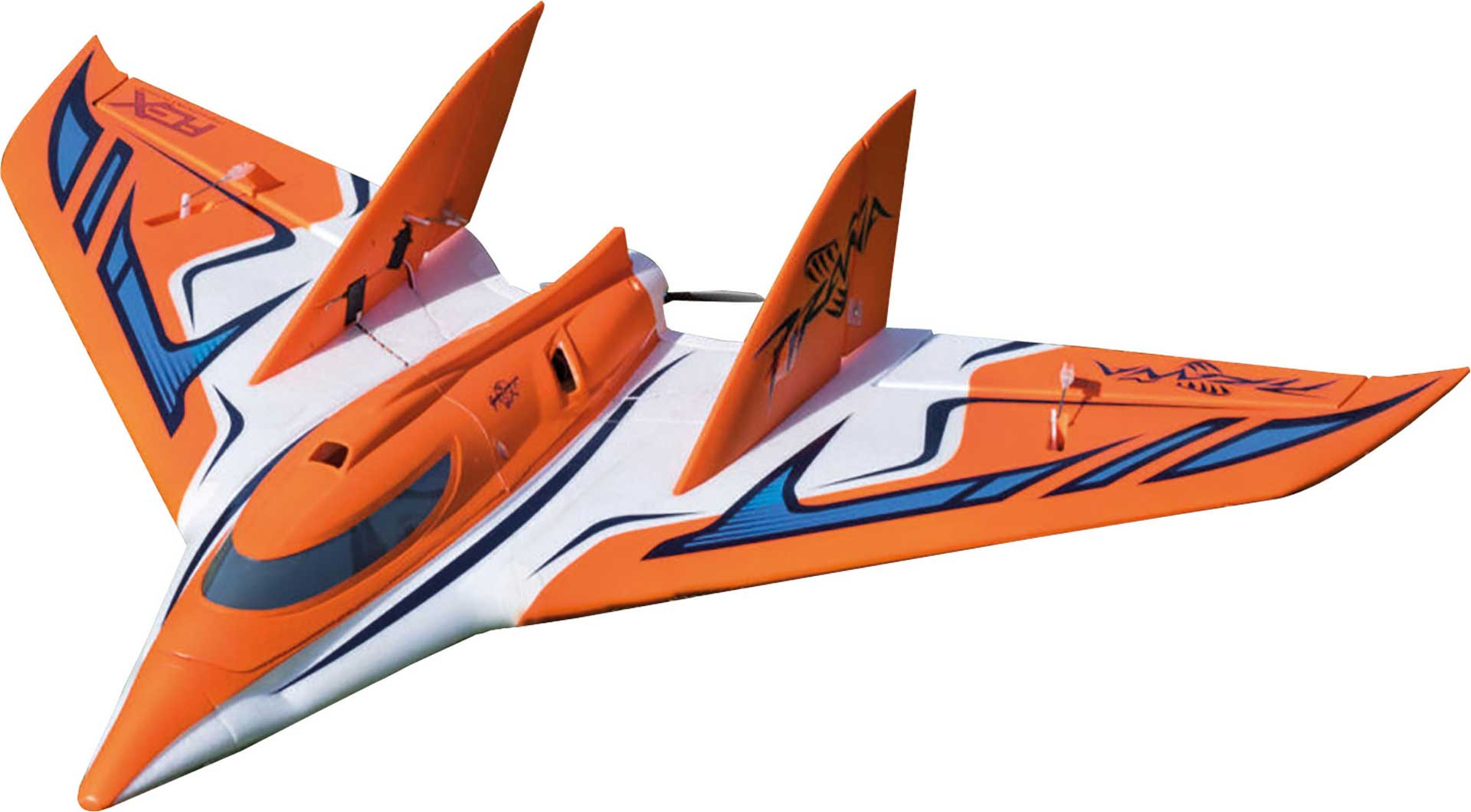 Premier Aircraft PIRANA Super PNP Orange