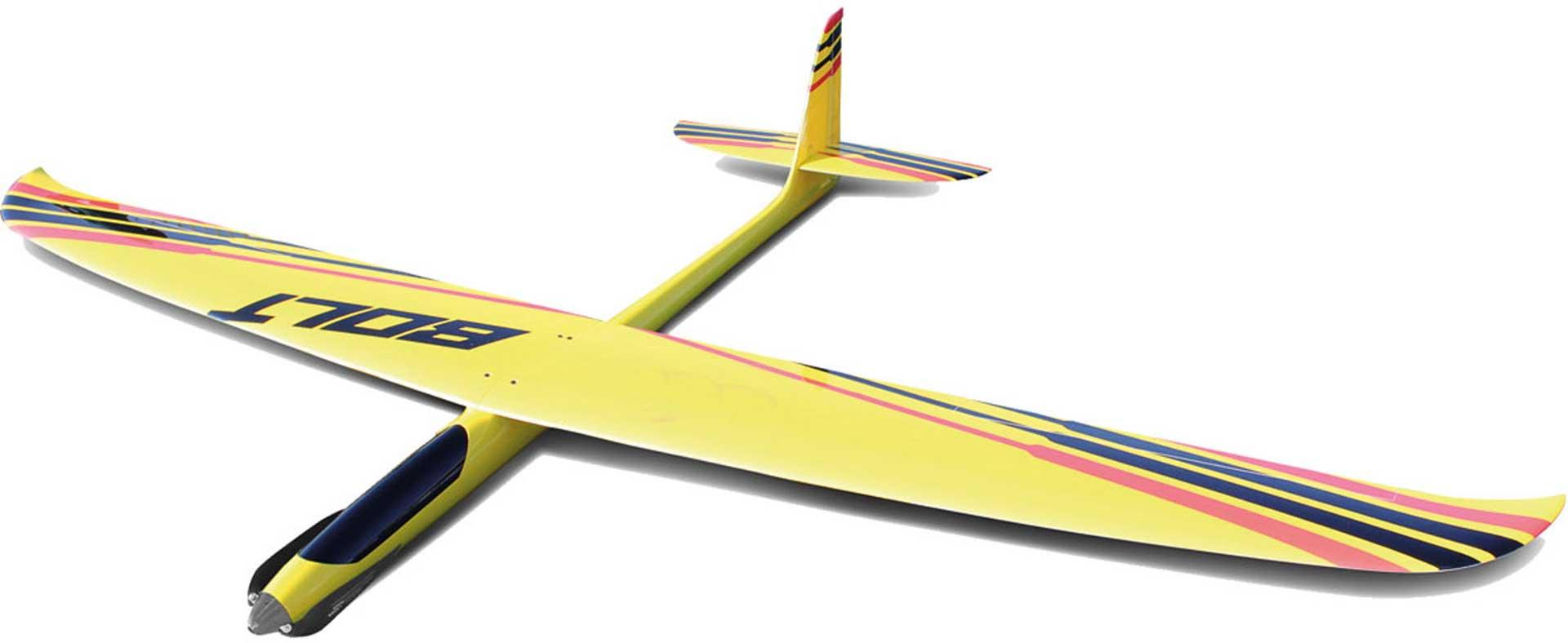 Robbe Modellsport Bolt 2,0 m ARF Voll GFK