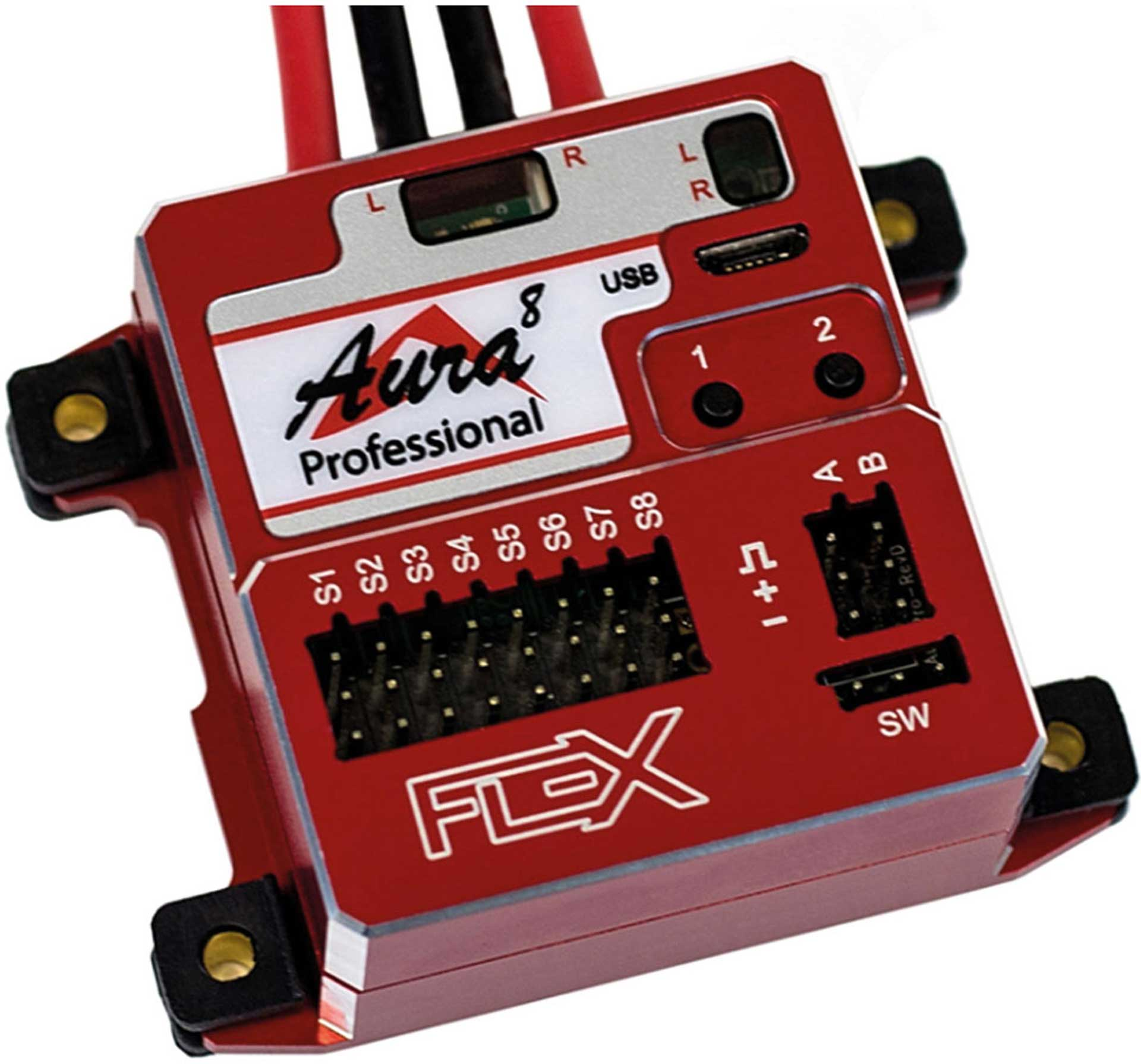 FLEX INNOVATIONS AURA 8 PROFESSIONAL FLIGHT CONTROL