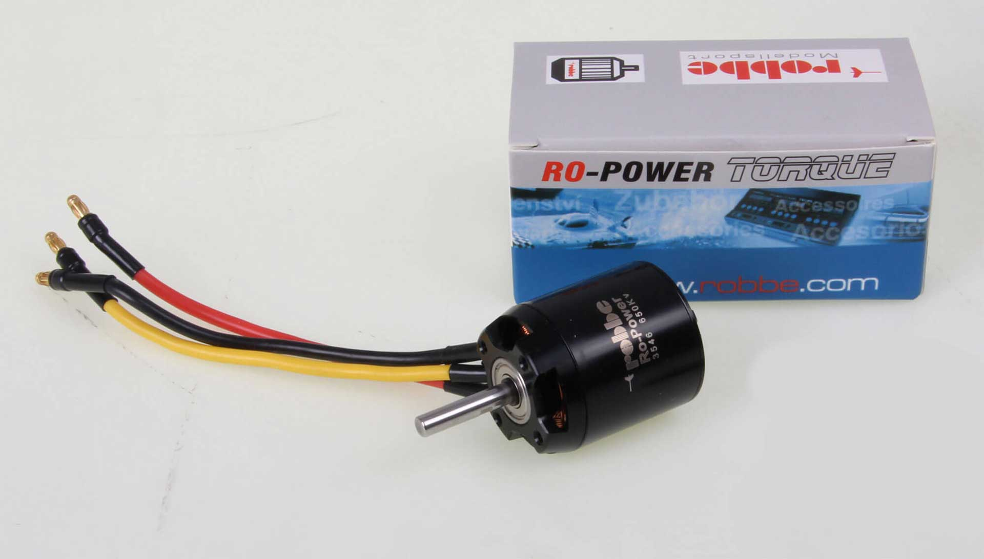ROBBE RO-POWER TORQUE 3546 650 K/V BRUSHLESS