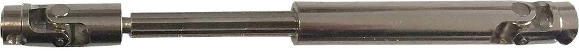Robbe Modellsport Antriebswelle mit Längenausgleich Stahl 115-150mm 1Stk.
