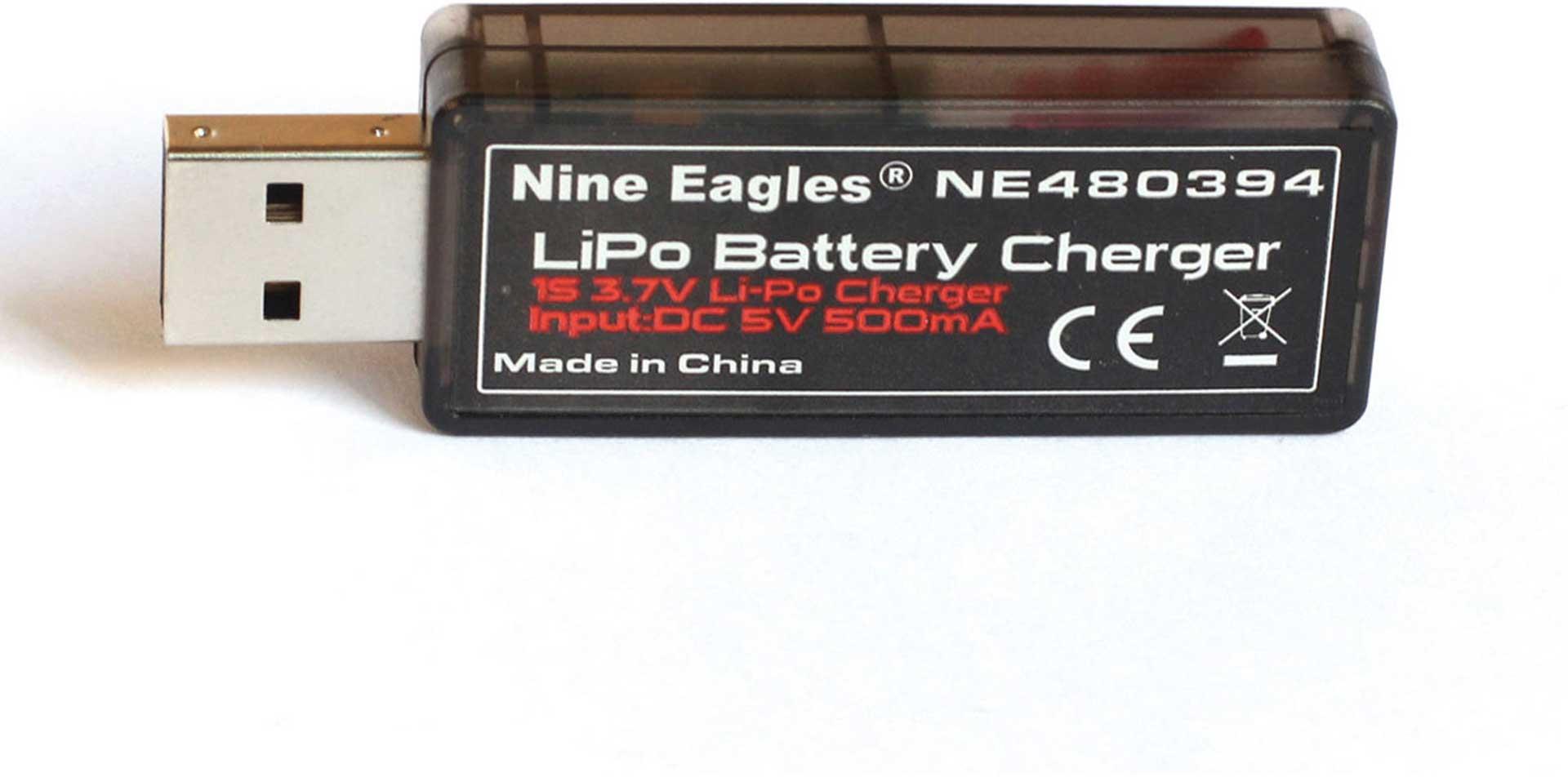 NINE EAGLES USB LADER BEC GALAXY VISITOR