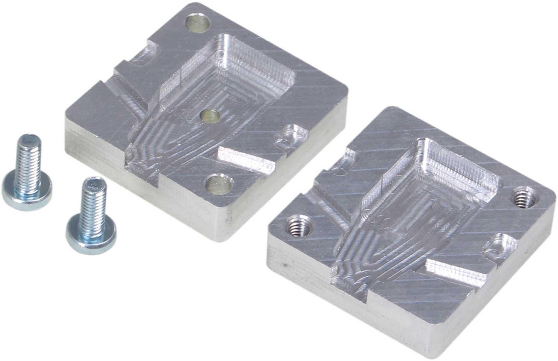 Robbe Modellsport CNC GIEßFORM ALU MPX STECKER 6-POL