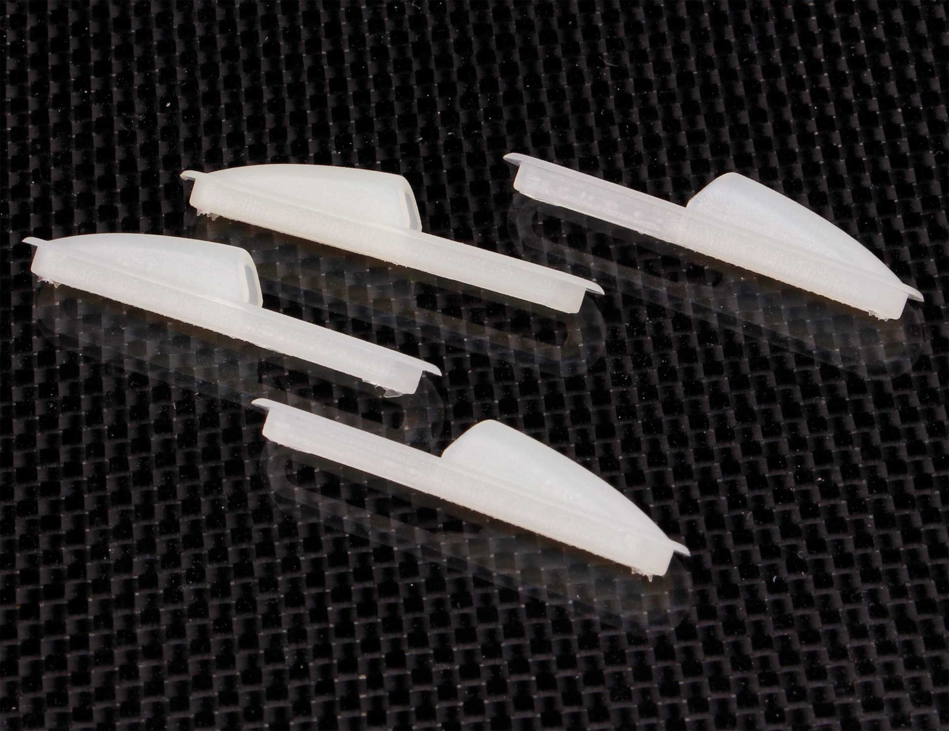 Robbe Modellsport Schubstangen-Verkleidung L38×H4.5mm 10Stk.