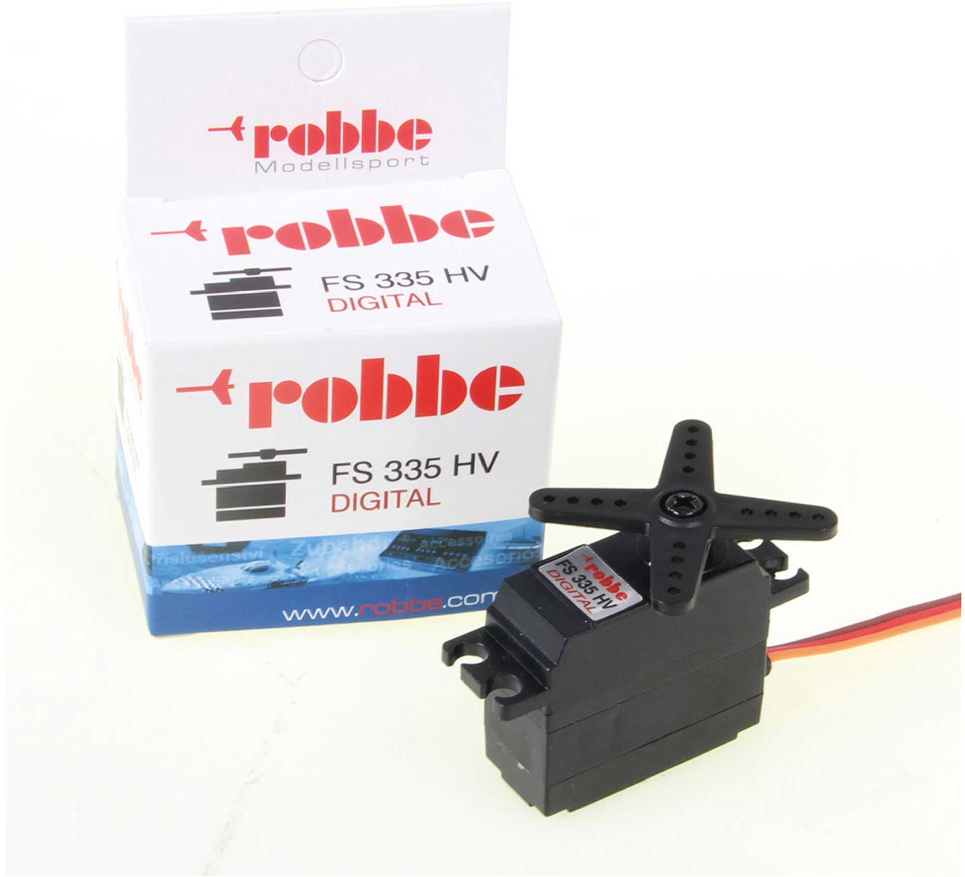 ROBBE FS 335 BB MG HV DIGITAL SERVO