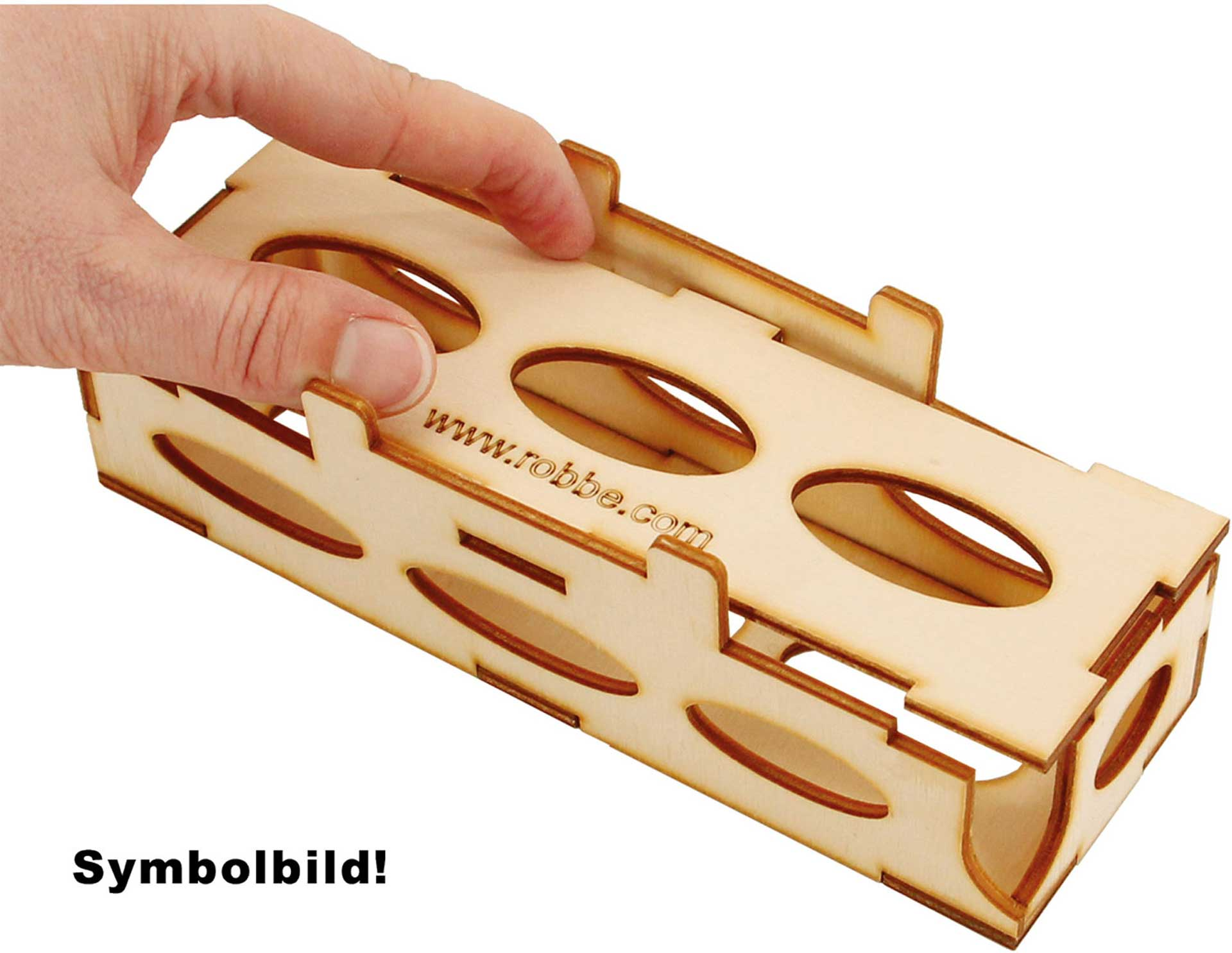 ROBBE AKKUBOX CNC GR. XL