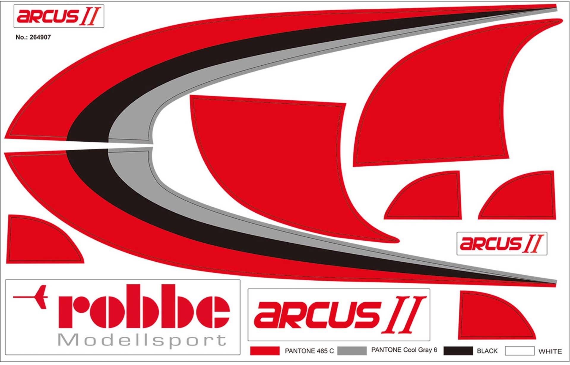 Robbe Modellsport ARCUS II PNP
