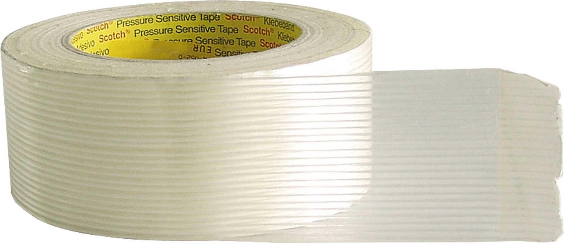 GLASS FILAMENT ADHESIVE TAPE 3M 38MM/50L