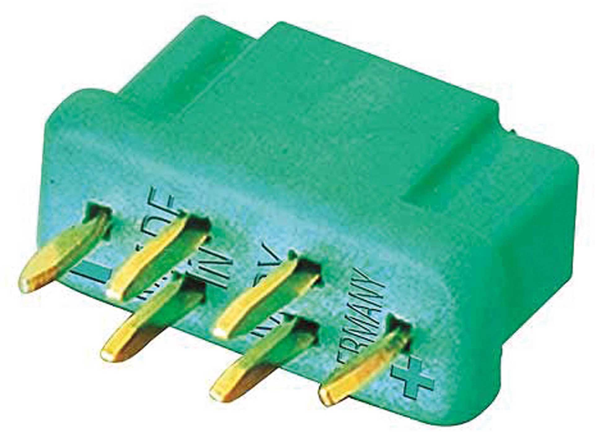 MULTIPLEX High current sockets M6-50 50 (100) A 3p