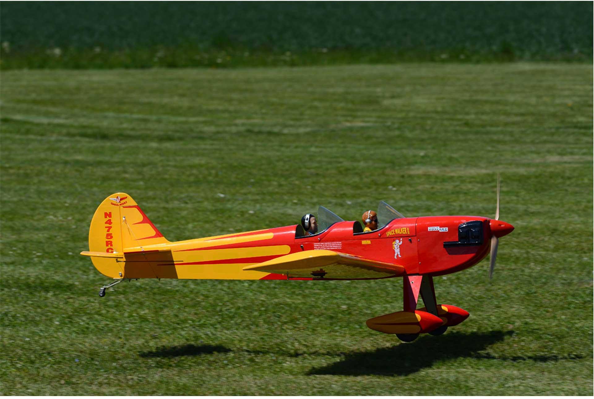 SG-MODELS SPACE WALKER II 120 ARF