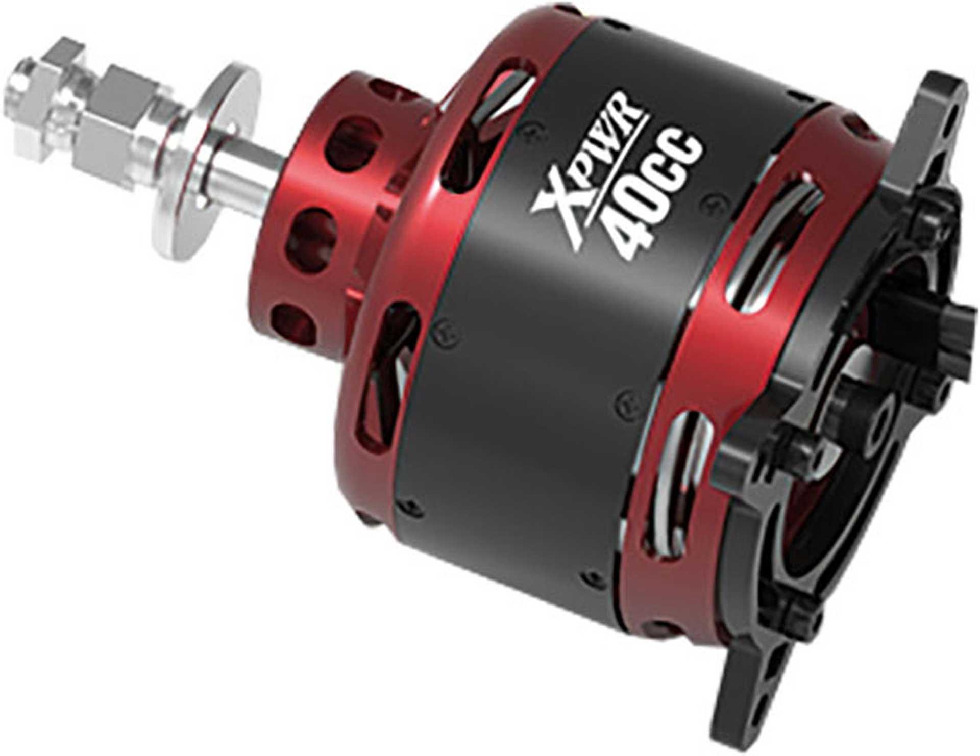 EXTREMEFLIGHT-RC XPWR 40CC BRUSHLESS MOTOR 200 K/V