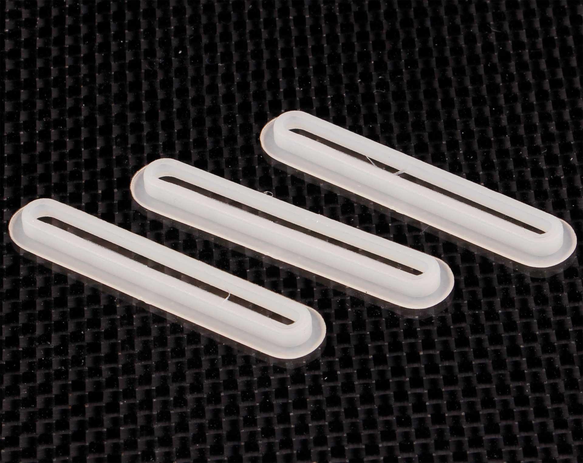 Robbe Modellsport Schubstangen-Verkleidung L41×H5.5mm 10Stk.