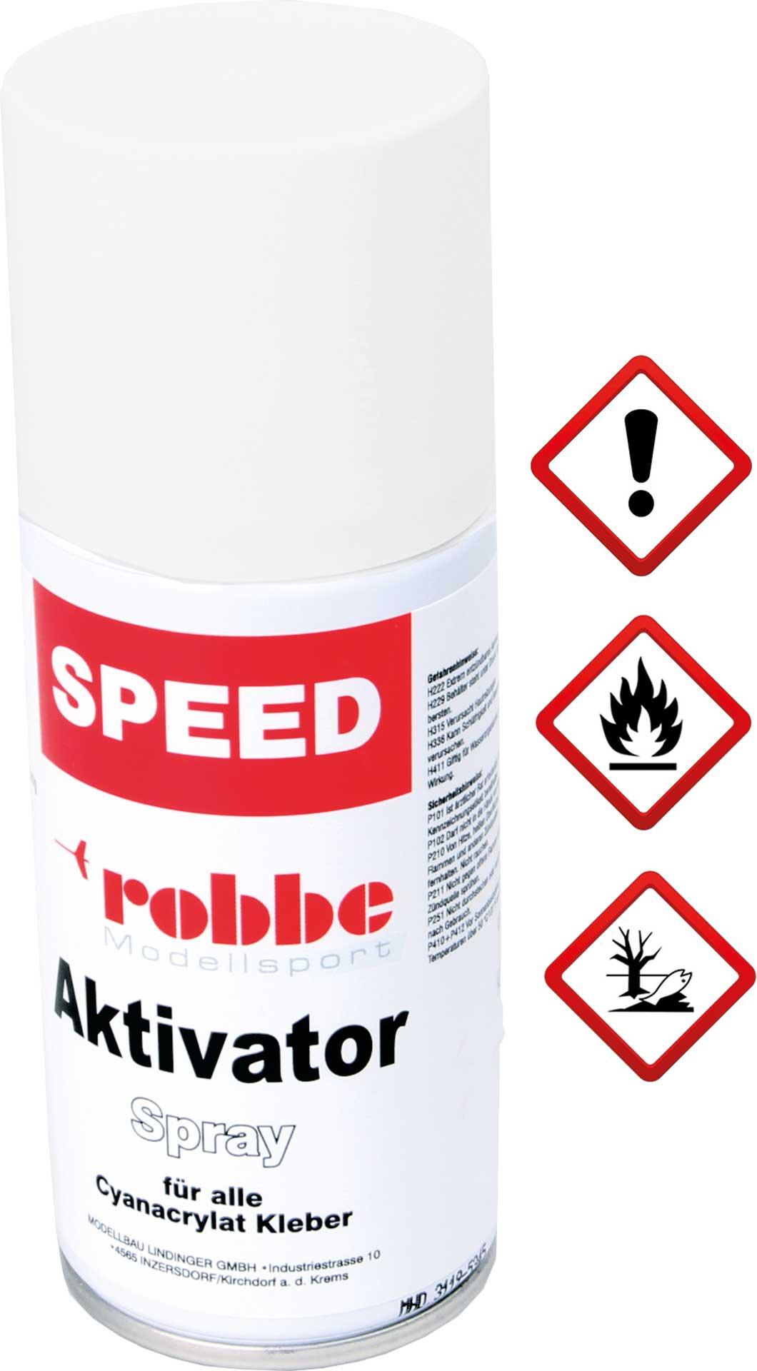 Robbe Modellsport AKTIVATOR-SPRAY SPEED 150ML