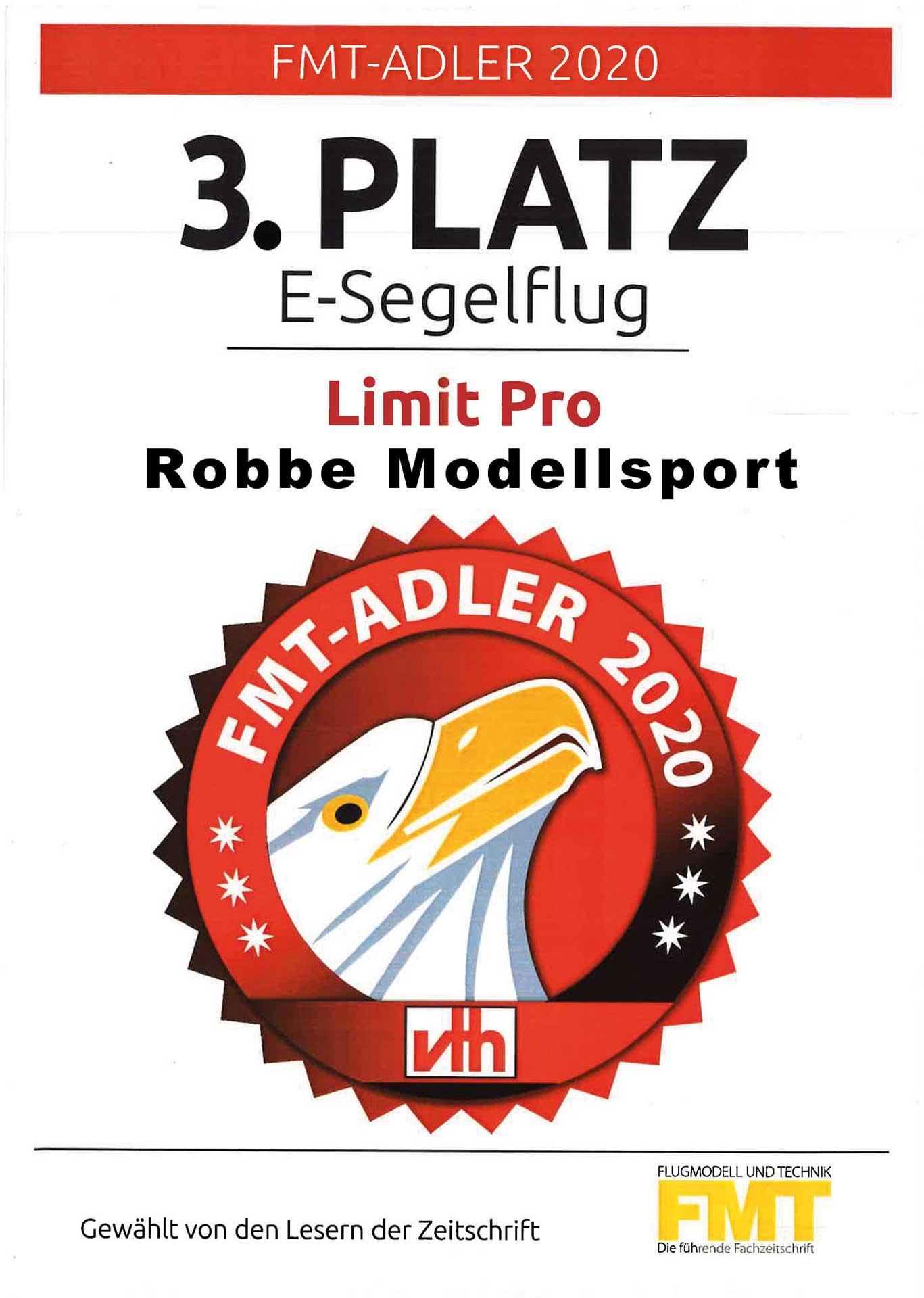 Robbe Modellsport LIMIT PRO ARF VOLL-GFK/CFK
