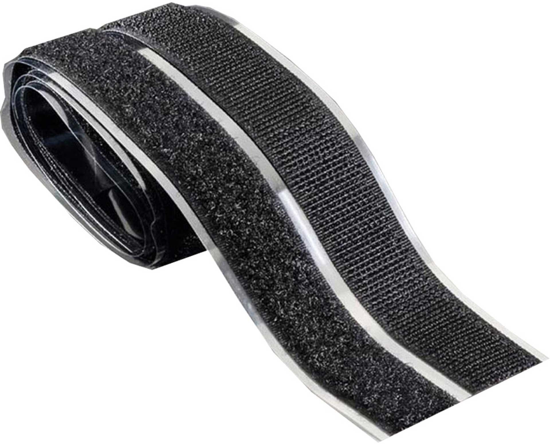 ROBBE Hook and loop (Velcro) 3M self adhesive 20X1000 MM