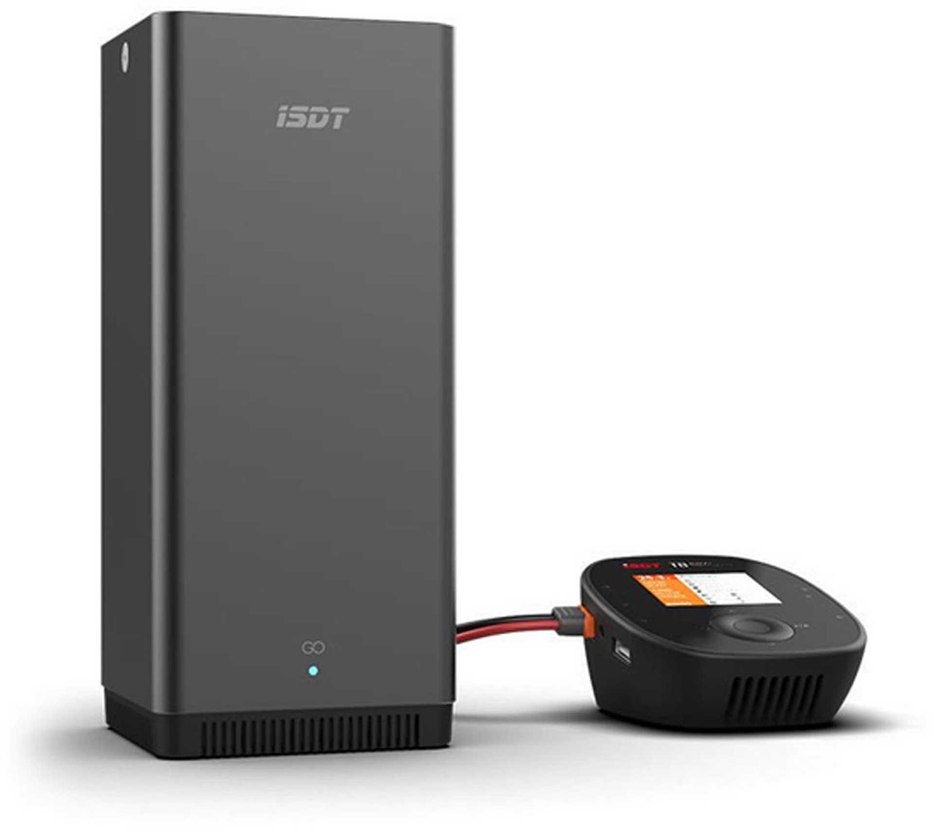 ISDT SP3060 24V SMART POWER NETZGERÄT 1800W MIT BATTGO® TECHNOLOGIE