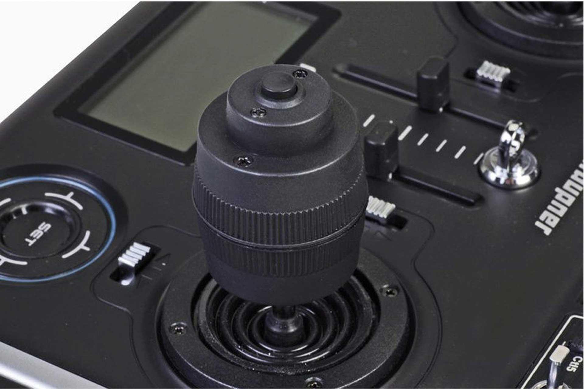 GRAUPNER MC-28 HOTT 4D Steuerknüppel 2,4Ghz Fernsteuerung