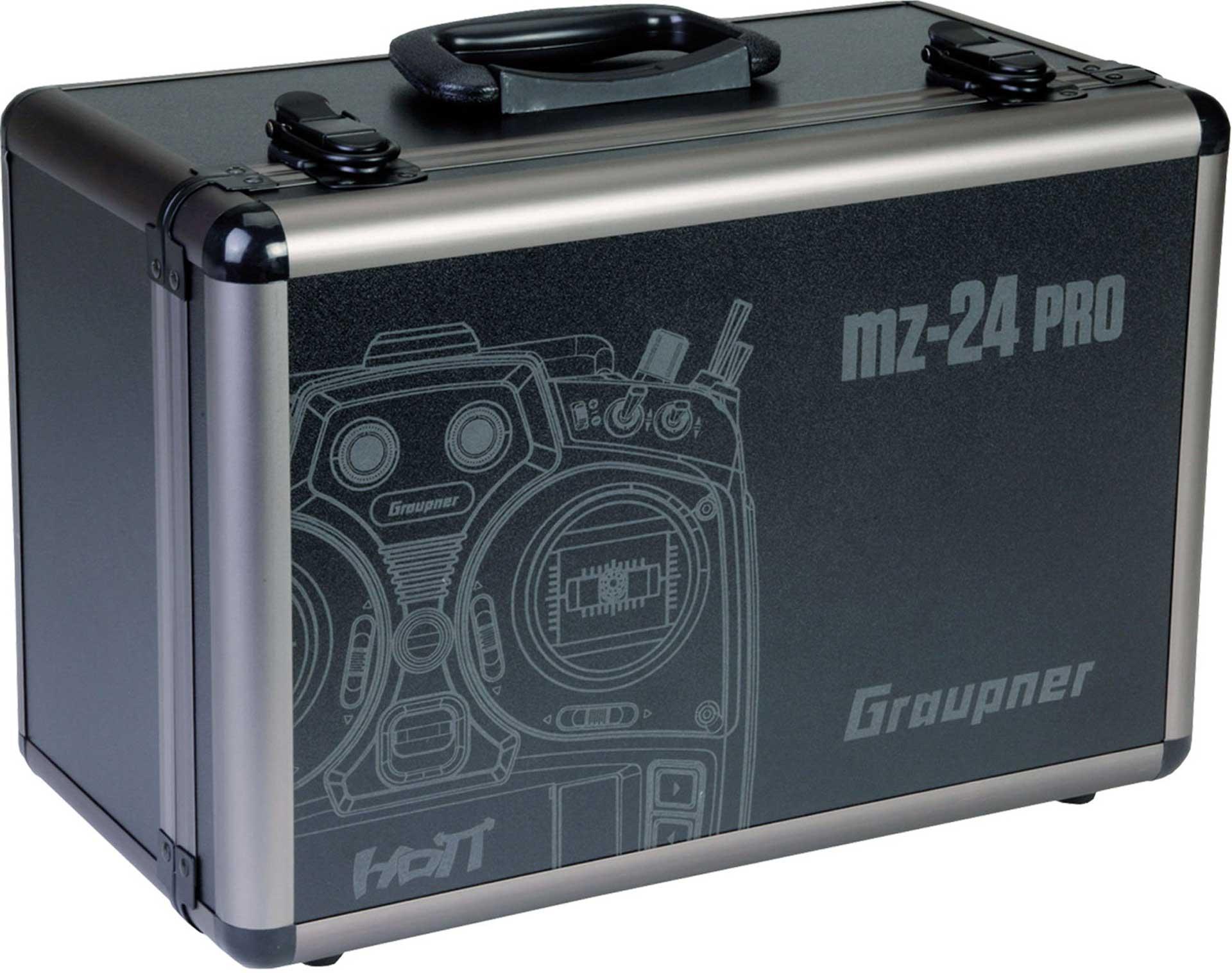GRAUPNER MZ-24 PRO HOTT EINZELSENDER