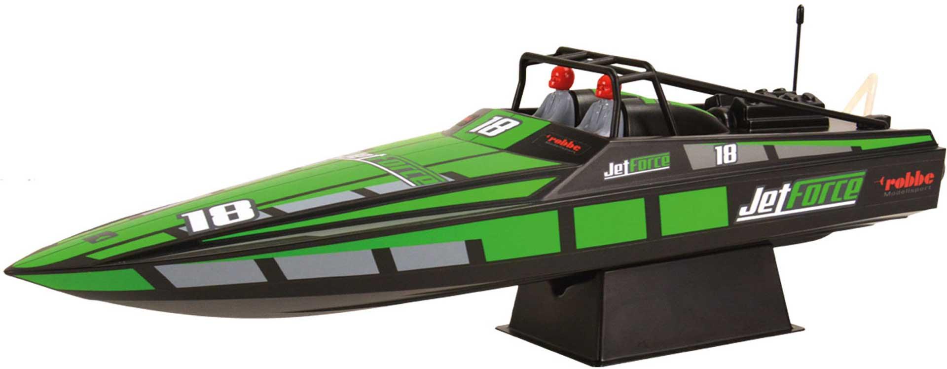 Robbe Modellsport JET FORCE RACE BOAT 1:6 ARTR B-WARE / 2.WAHL SVR!!!!!
