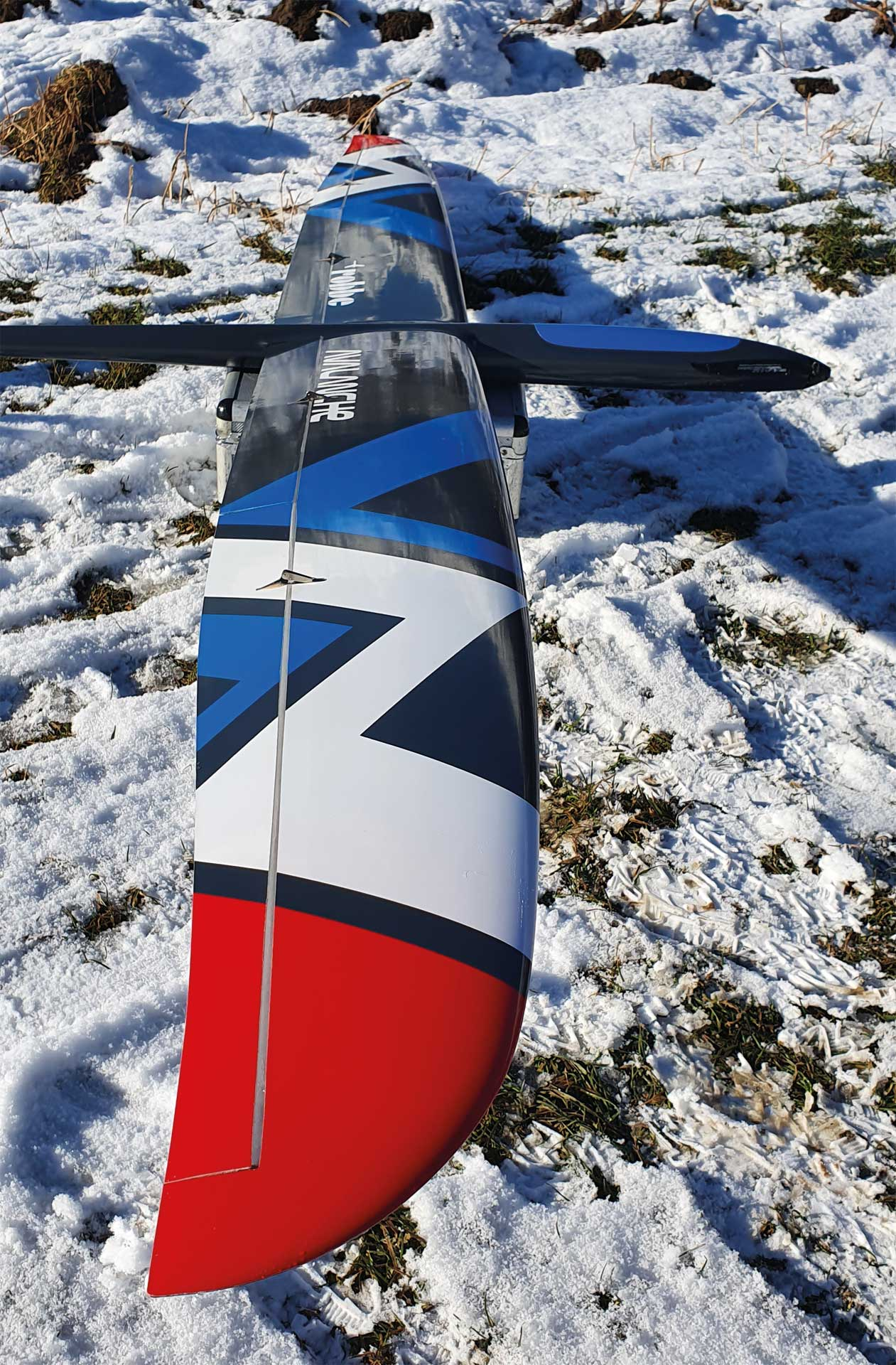 Robbe Modellsport AVALANCHE ARF VOLL-GFK/CFK 2,8M ELEKTRO