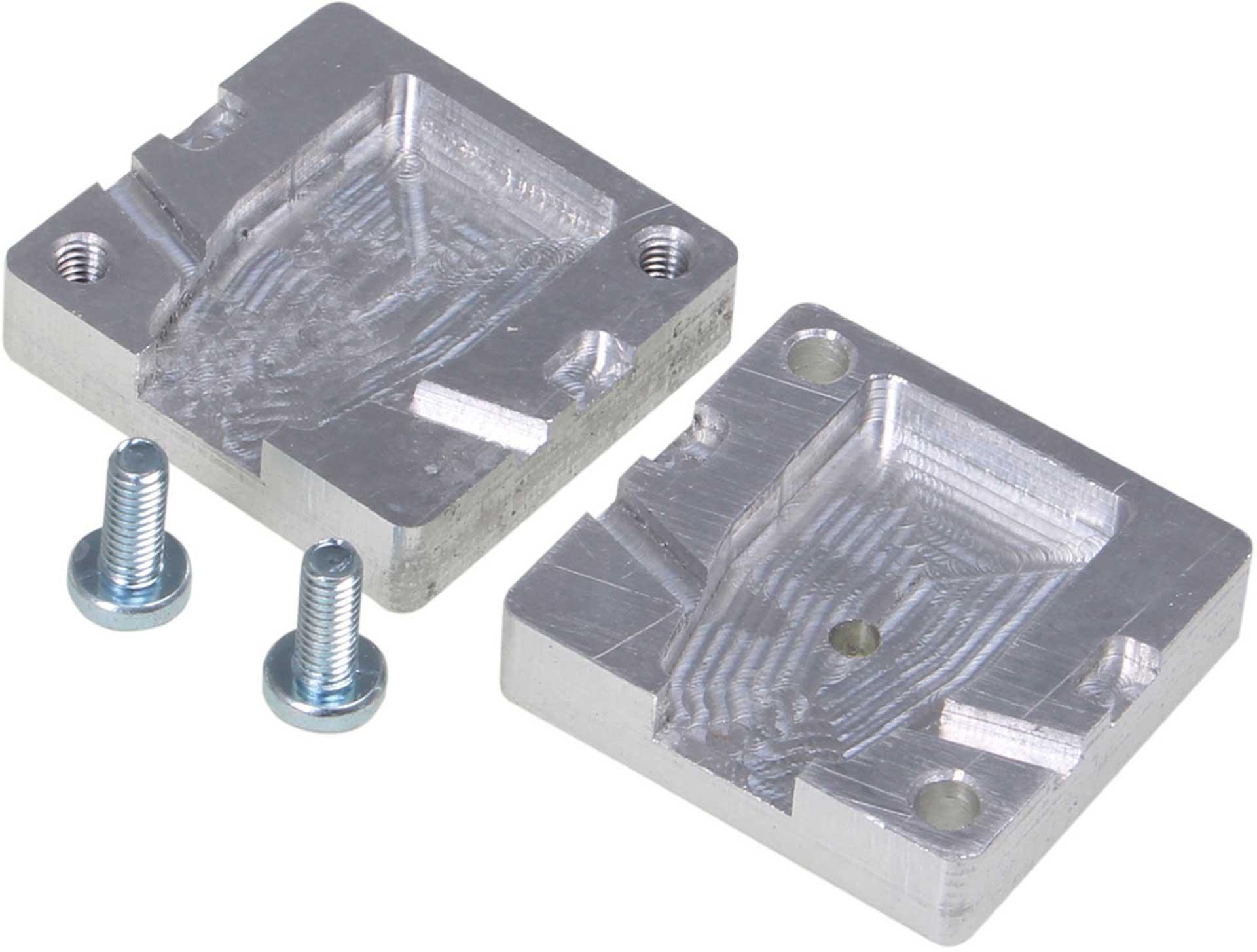 Robbe Modellsport CNC GIESSFORM ALU MPX STECKER 8-POL