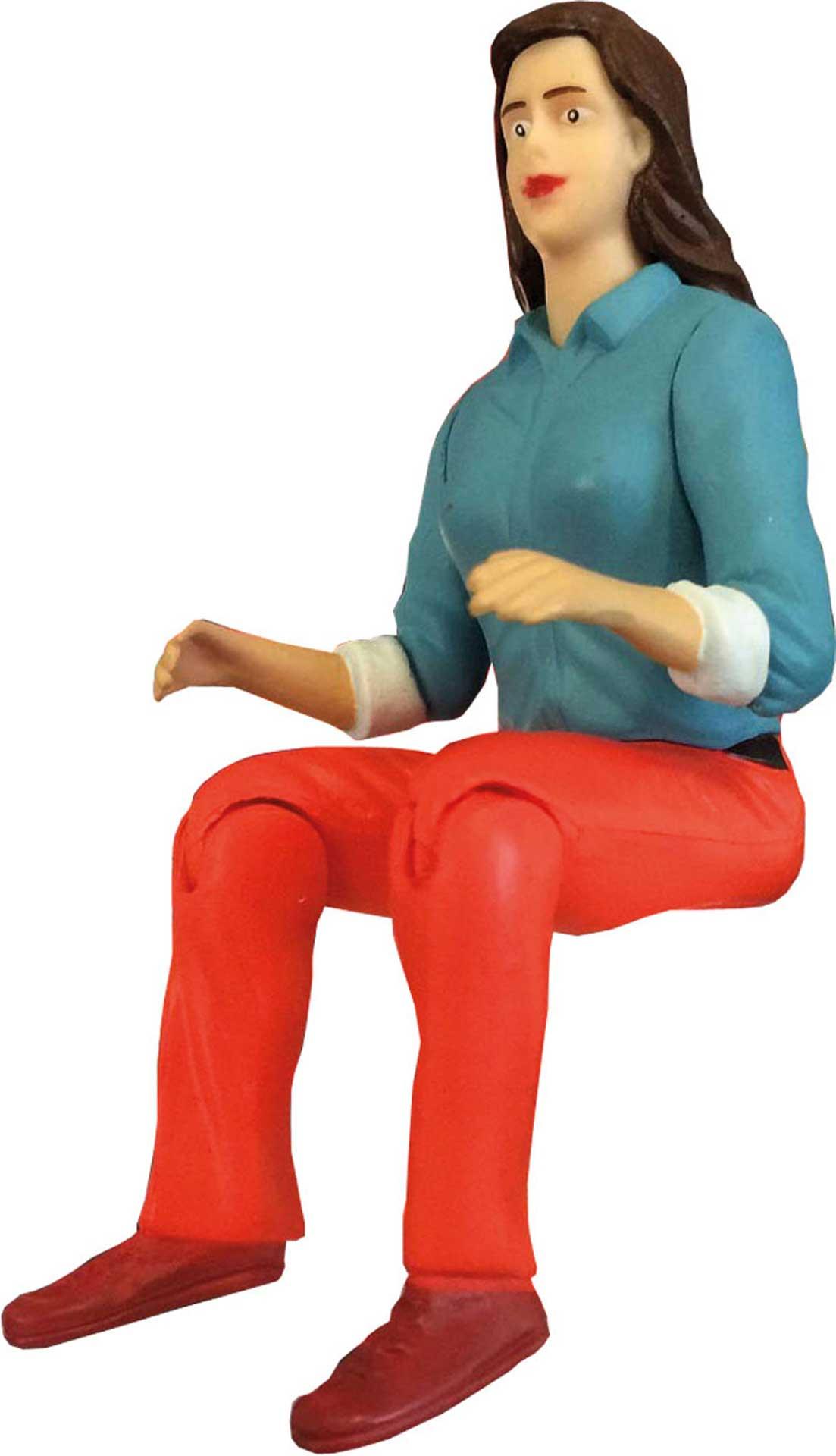 ROBBE Truck-Figur weiblich