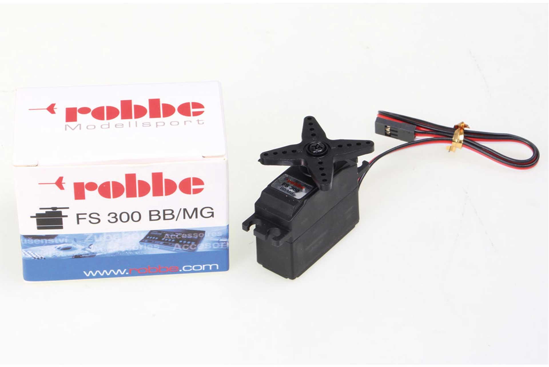 Robbe Modellsport FS 300 BB MG DIGITAL SERVO