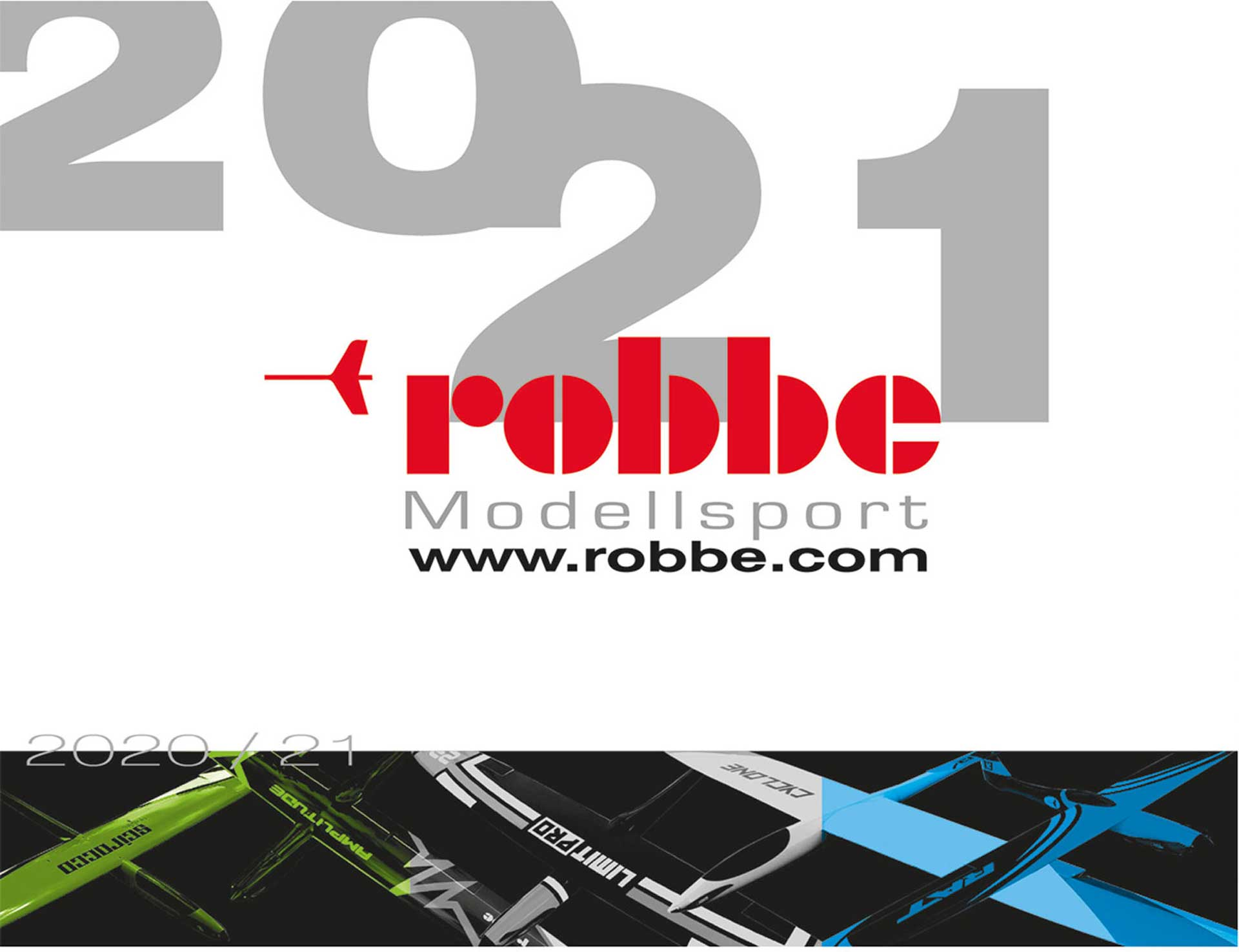 ROBBE CATALOGUE 2020 (2021)