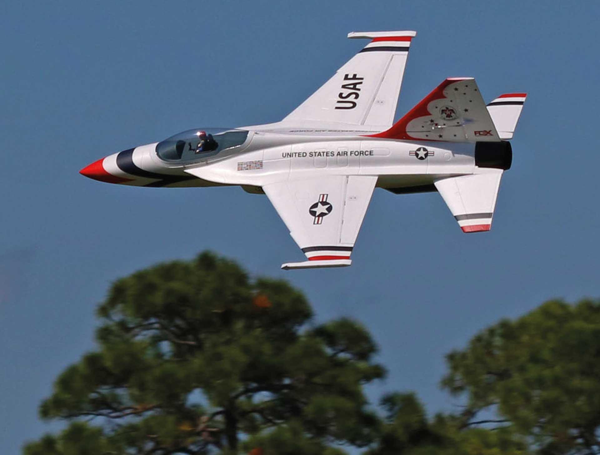 PREMIER AIRCRAFT Flexjet G2 Thunderbird EDF Impeller Jet PNP mit Aura 8