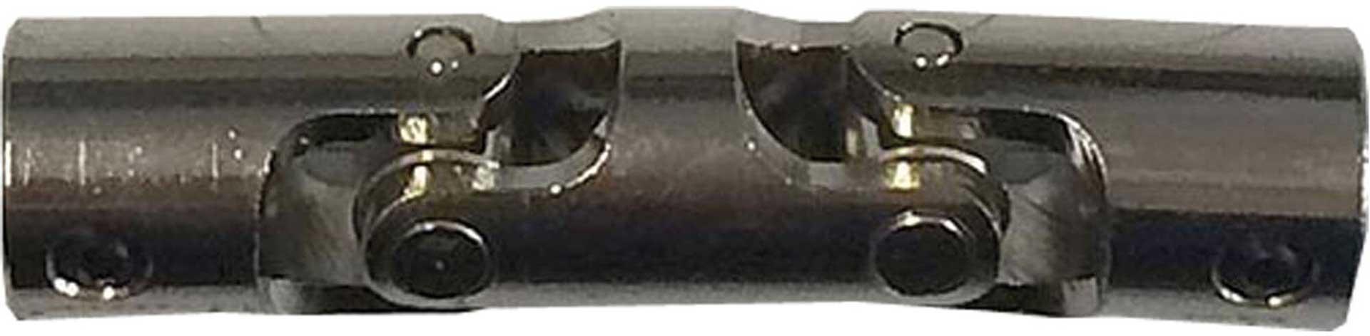 Robbe Modellsport Gelenkkupplung doppelt Stahl D12xL52mm 1Stk.