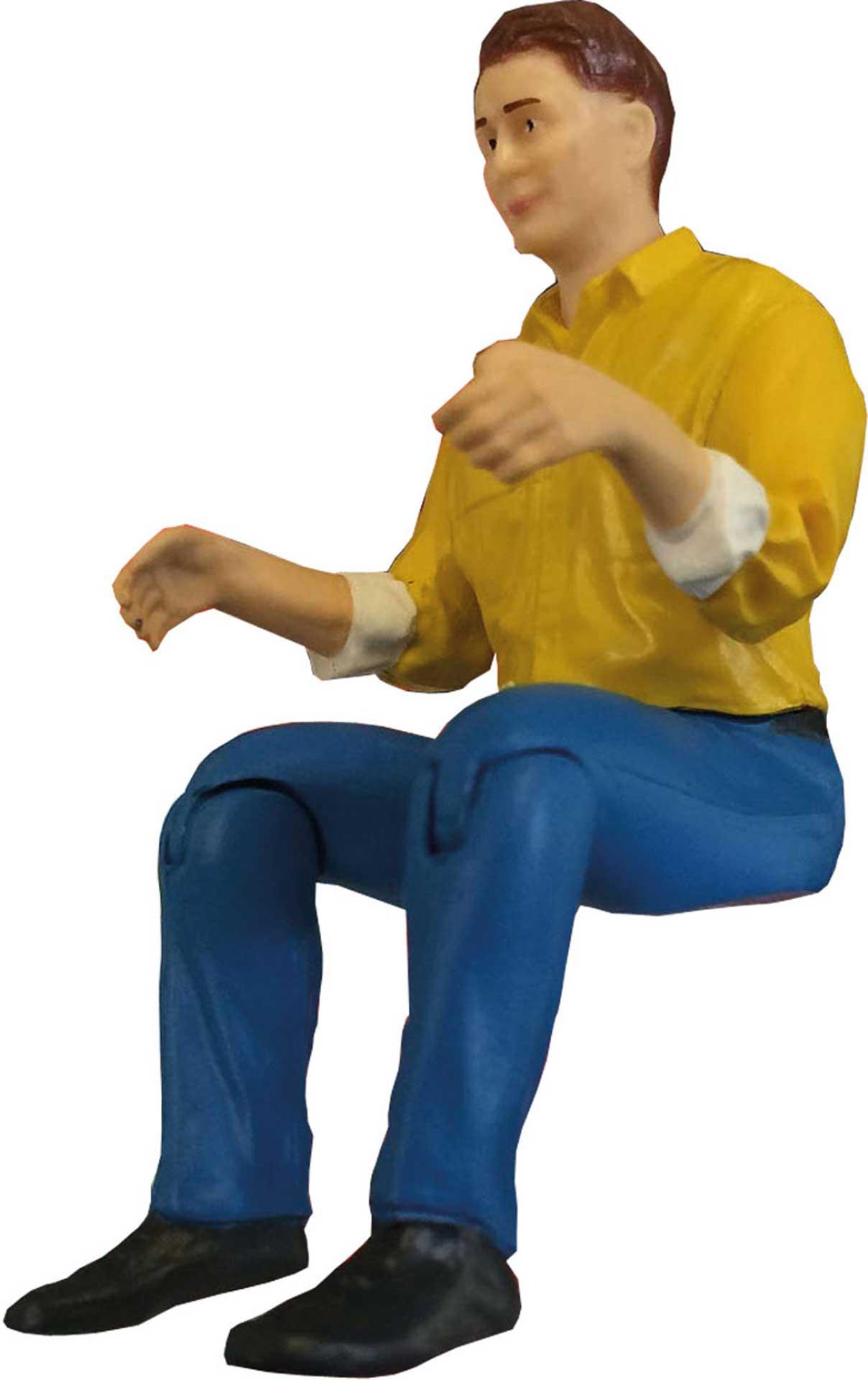ROBBE Truck-Figur männlich