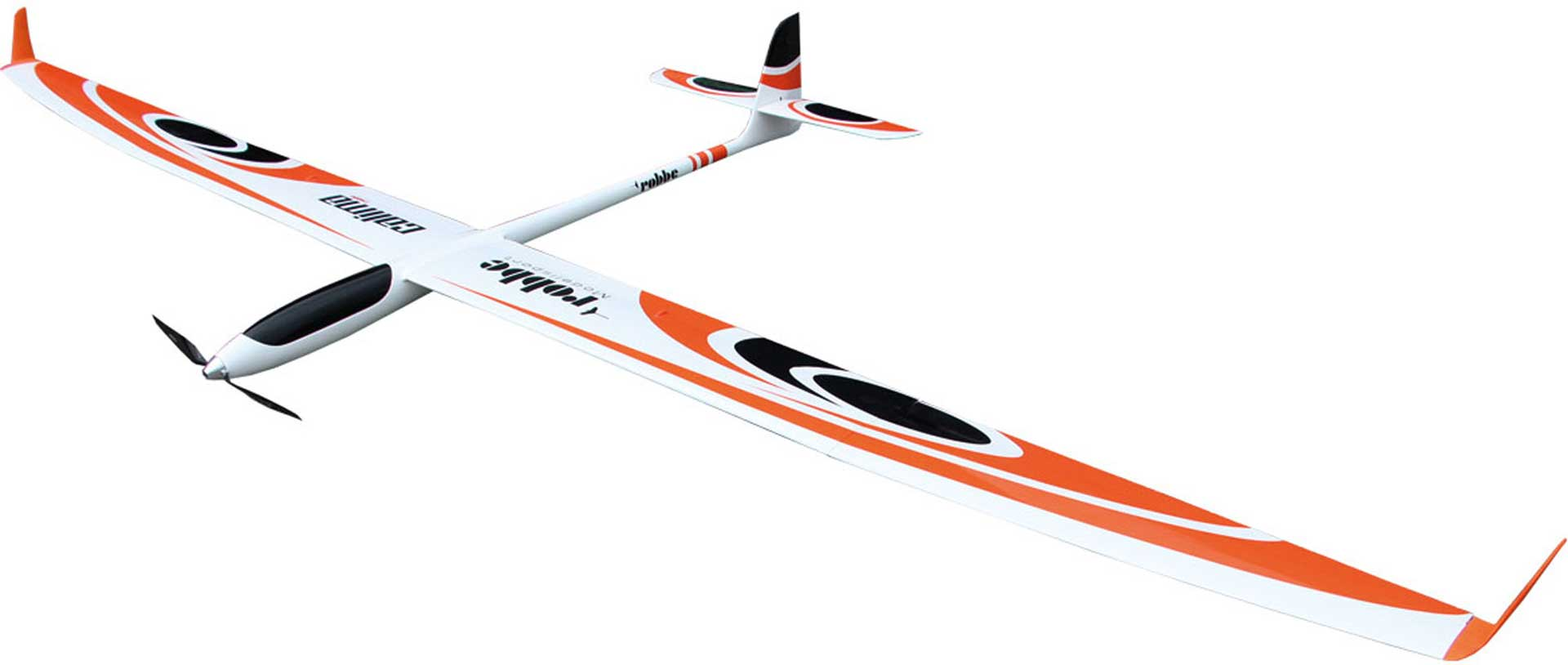 Robbe Modellsport CALIMA PNP HIGH PERFORMANCE GLIDER WITH 4-FLAP WINGS AND INTEGRATED SERVOS