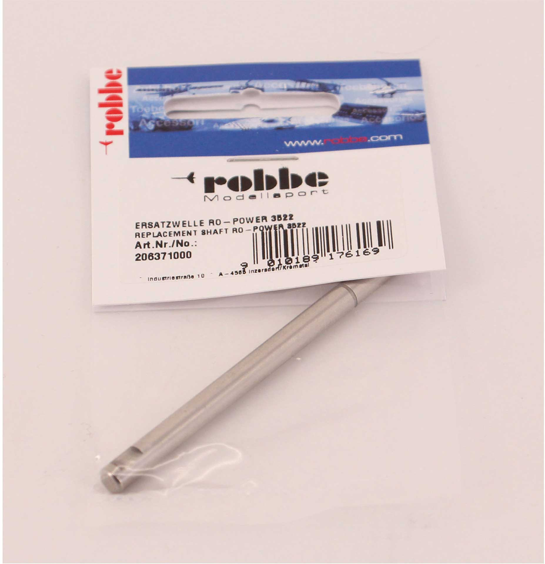 Robbe Modellsport REPLACEMENT SHAFT RO-POWER 3522