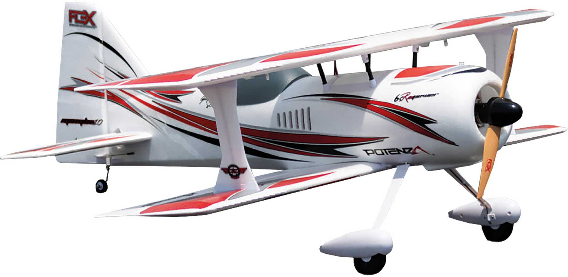 Premier Aircraft Mamba 10 G2 Super PNP Red