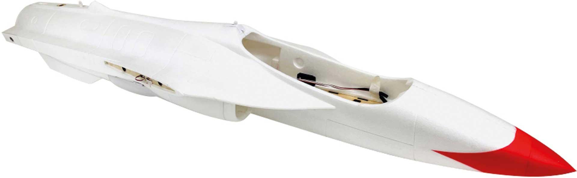 Premier Aircraft Flexjet Rumpf ohne Deckel Rot Thunderbird