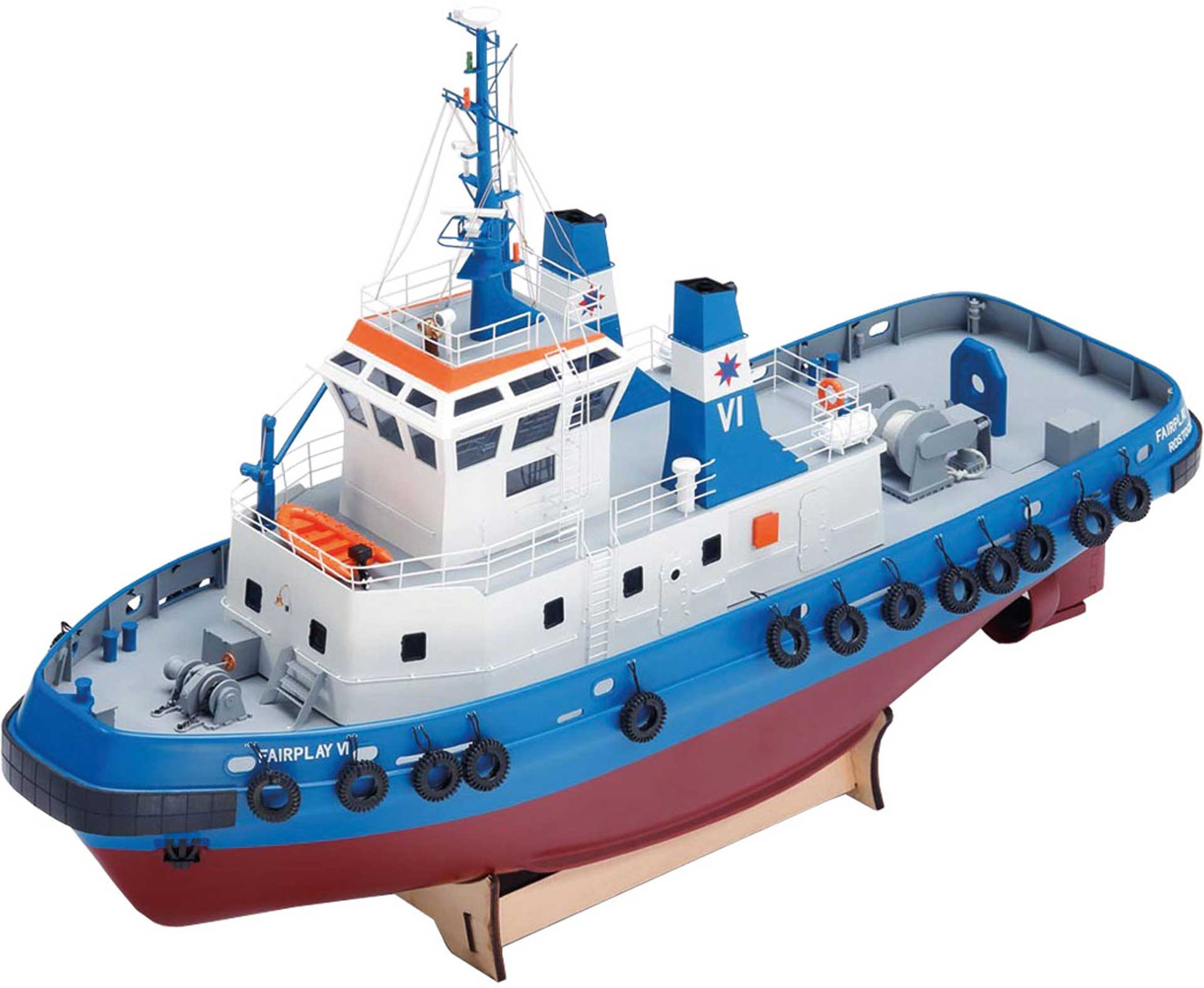 ROBBE FAIRPLAY VI TUG BOAT 1:50