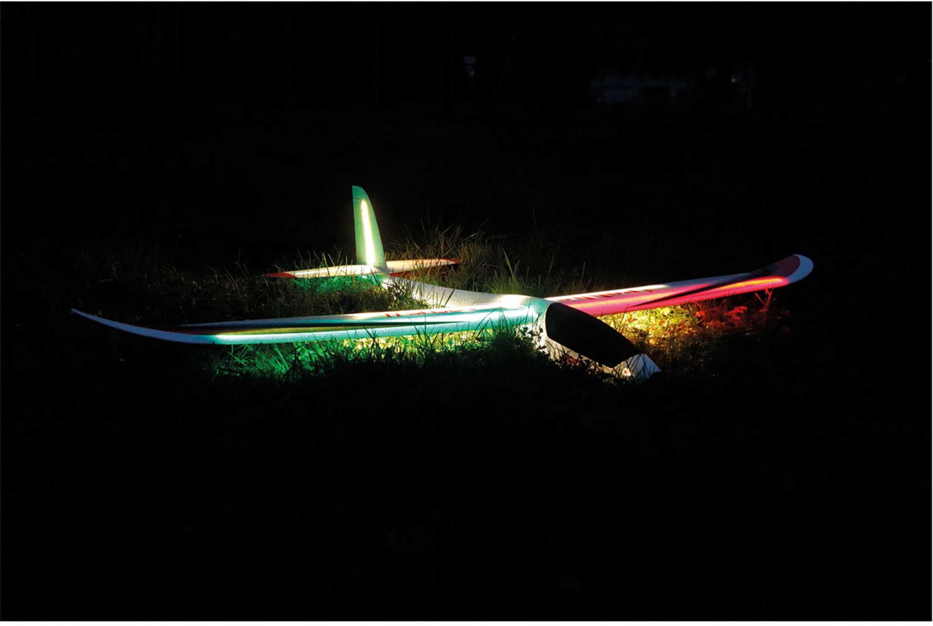 Robbe Modellsport ARCUS II NIGHT PNP MIT LED BELEUCHTUNG
