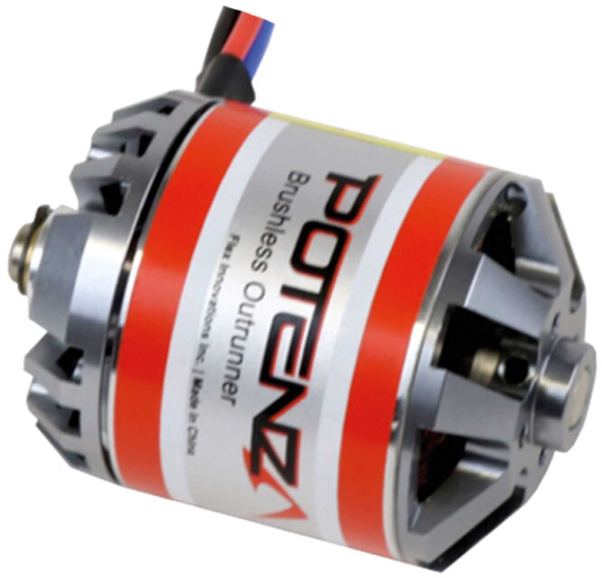 PREMIER AIRCRAFT POTENZA 70 500 KV BL BRUSHLESS ENGINE