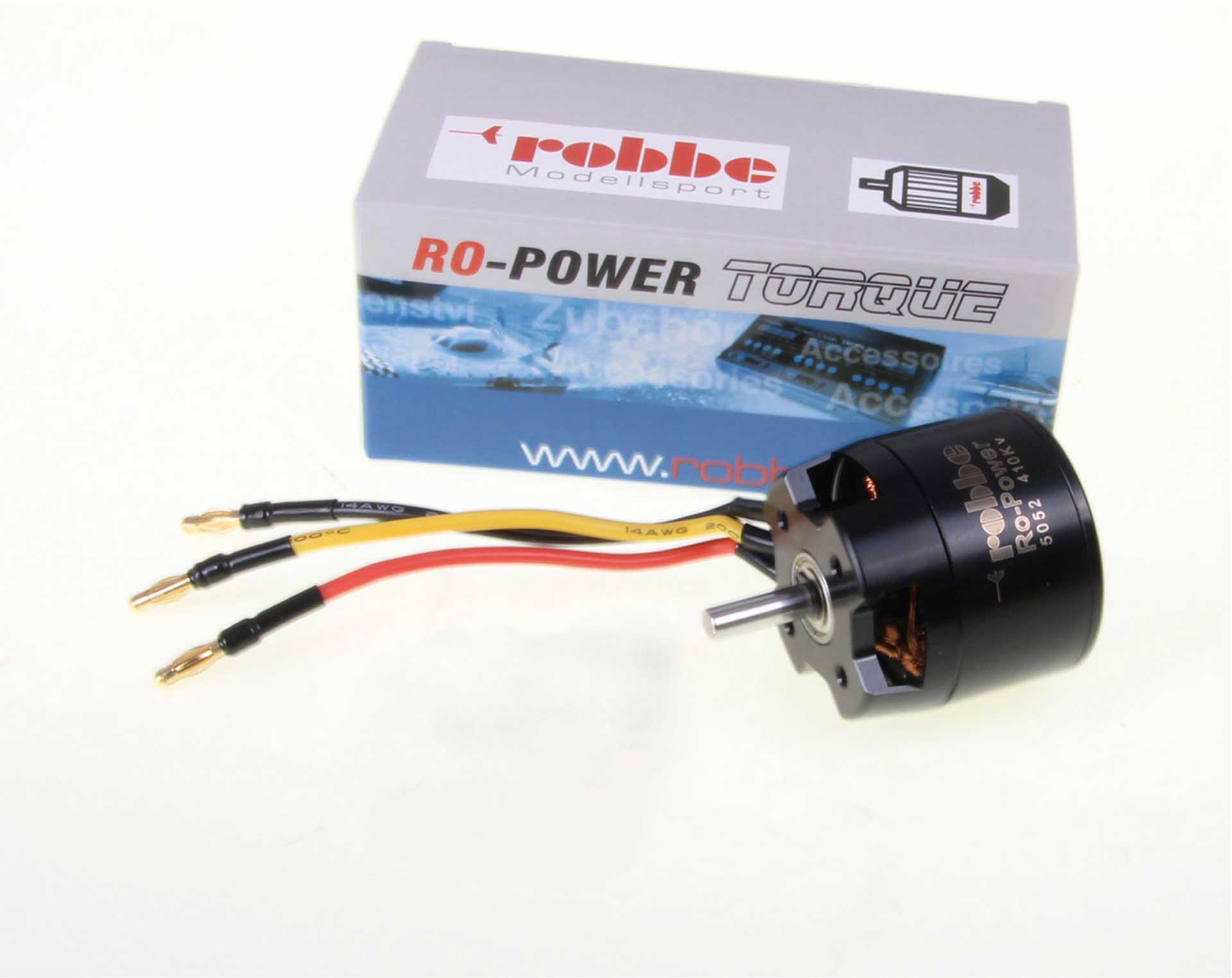 ROBBE RO-POWER TORQUE 5052 410 K/V BRUSHLESS